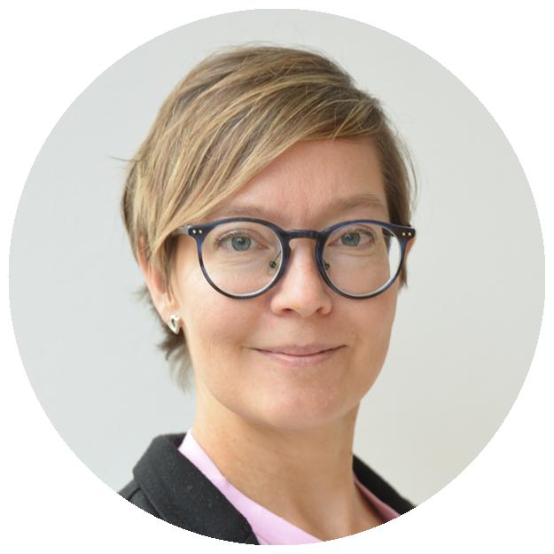 Docent Eerika Koskinen-Koivisto