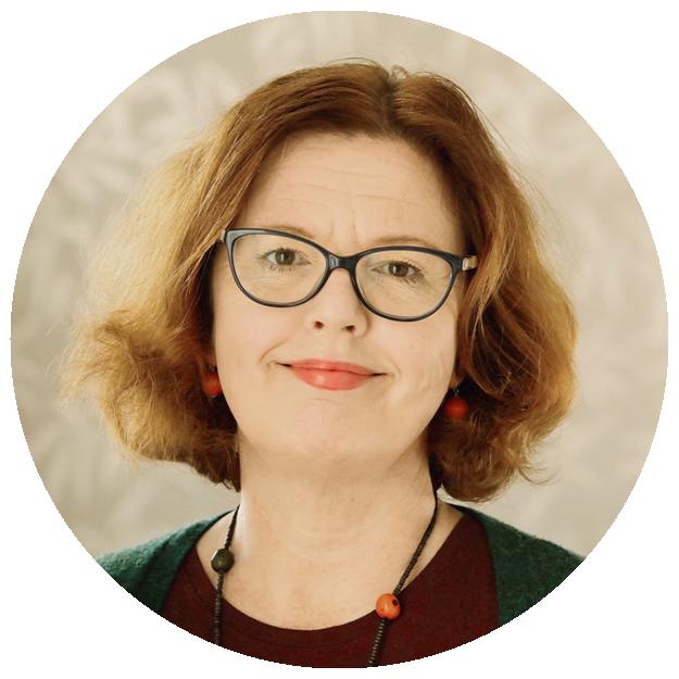 Docent Kristiina Korjonen-Kuusipuro